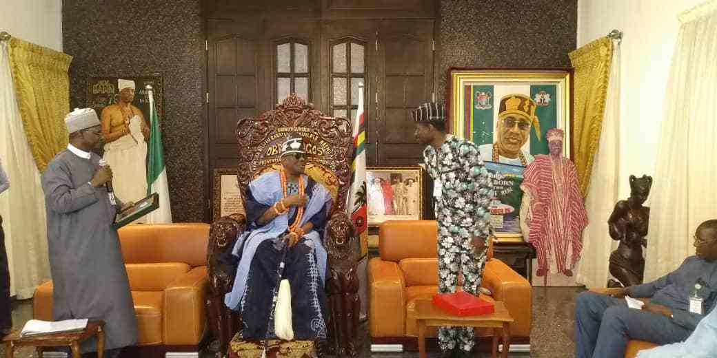 SHOCKER: Oba of Lagos Curses Atiku Over Election Tribunal