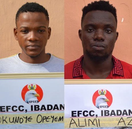 Corps Member, Others Convicted For Cyber Crime – EFCC