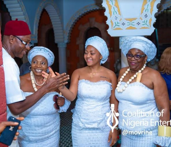 Regina Daniels Officially Becomes Wife of Old Politician