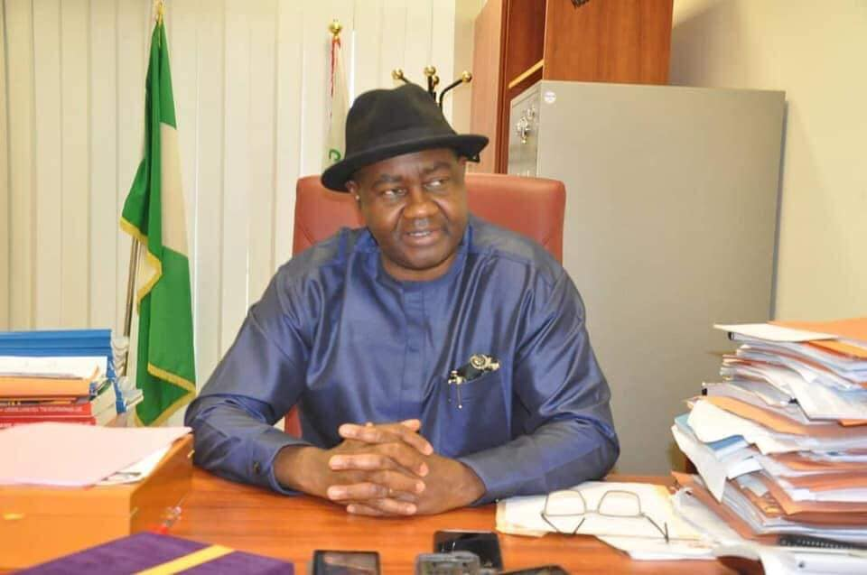 Senator Magnus Abe Gets Award As Champion Of Internal Democracy