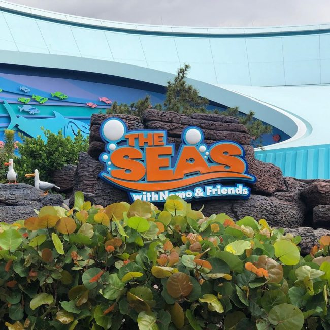 The Seas with Nemo & Friends 2