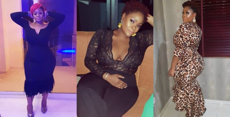 Exclusive! Nigeria's Popular OAP Reveals Her Favourite S3x Style On Social Media