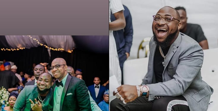 Despite affiliation with PDP, Davido performs at APC governor's inauguration
