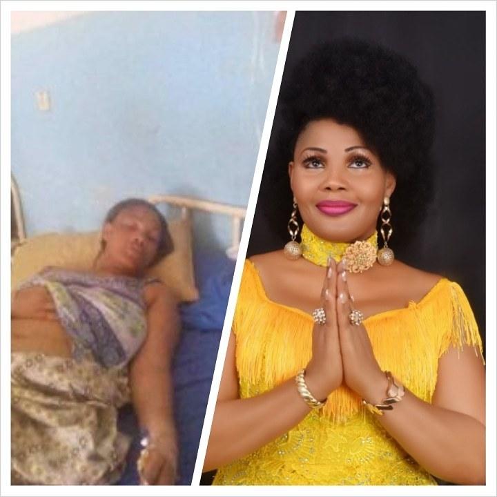Nigerian Singer Down With Gallbladder Inflammation