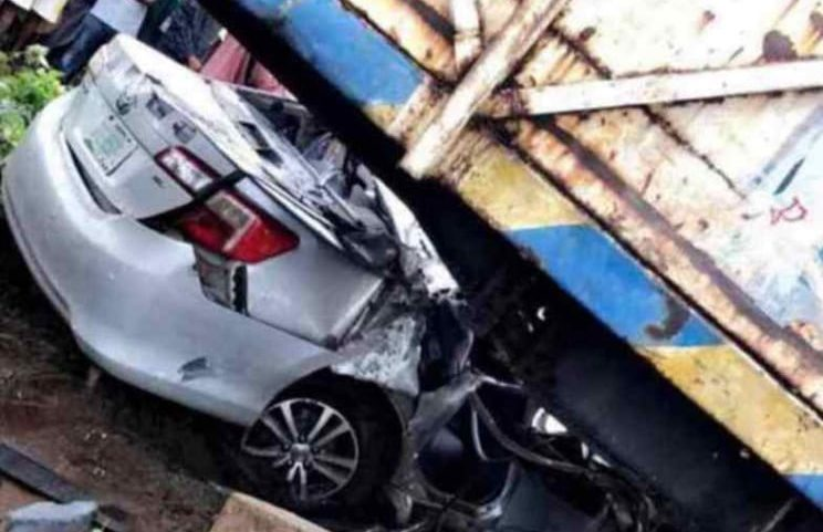 Tears As Accident Kills Two LAUTECH Students