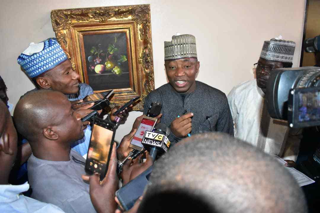 AAC Crisis: Sowore's Suspension Is 'Null and Void', Says INEC