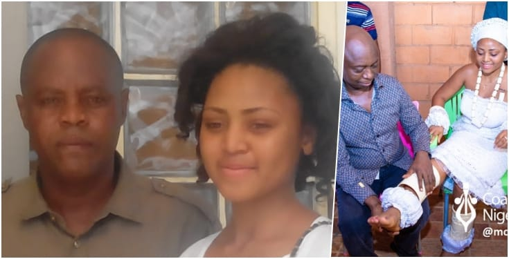 REVEALED: Regina Daniels, Ned Nwoko Real Age Difference