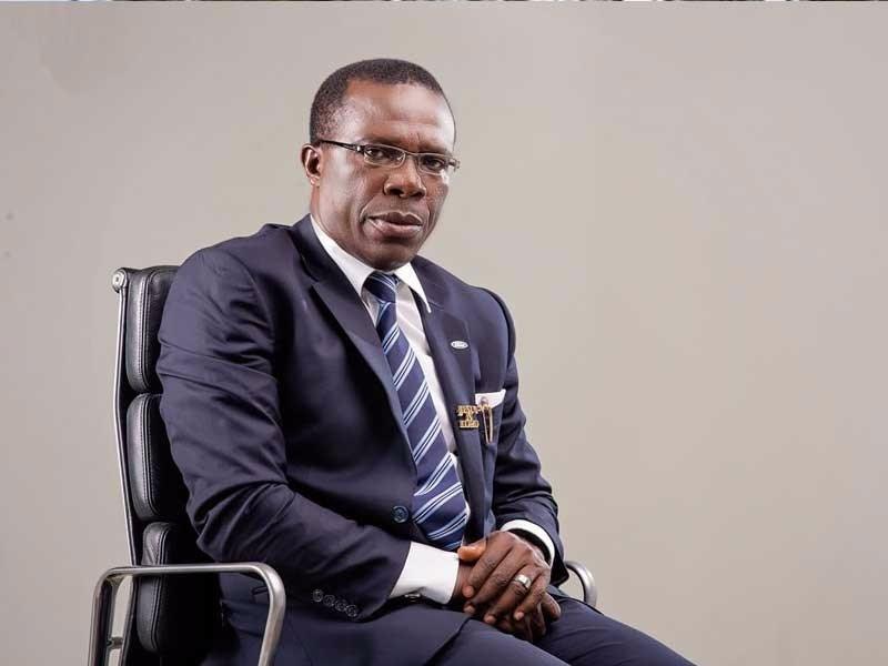 Billionaire Cosmas Maduka spotted evangelising the gospel of Christ Jesus on the street of Lagos