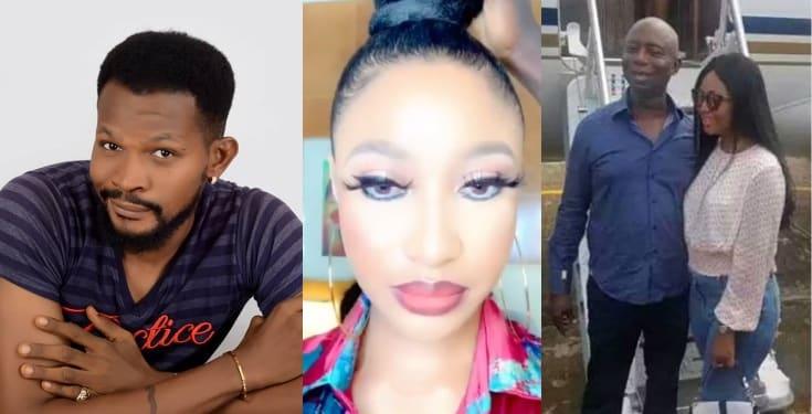 Controversial Nollywood Actor Lambasts Tonto Dikeh, Says Regina Daniels Is A Better Home Materials
