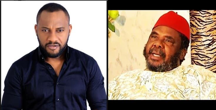 Yul Edochie speaks on relationship with father, position in family