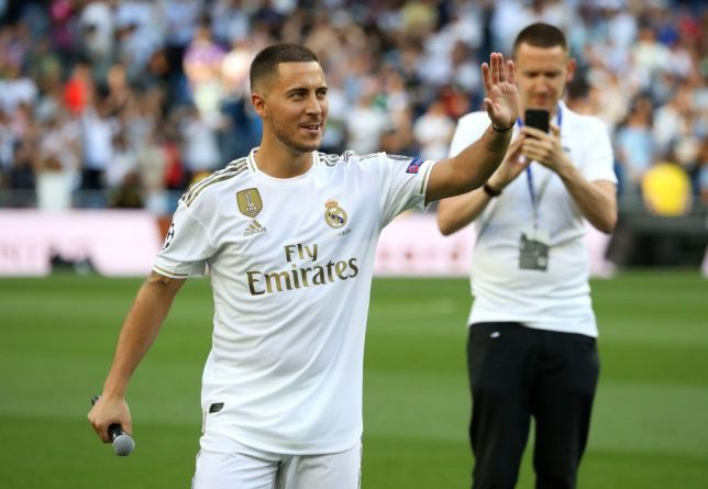 TRANSFER: After Hazard, Real Madrid Signs Another Forward