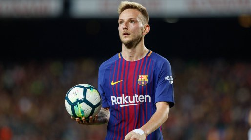 Barcelona Star, Rakitic To Join Man Utd