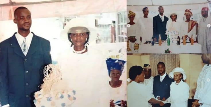 PHOTO: Iyabo Ojo Presents Evidence Against Kemi Olunloyo Claim That She Was Never Married