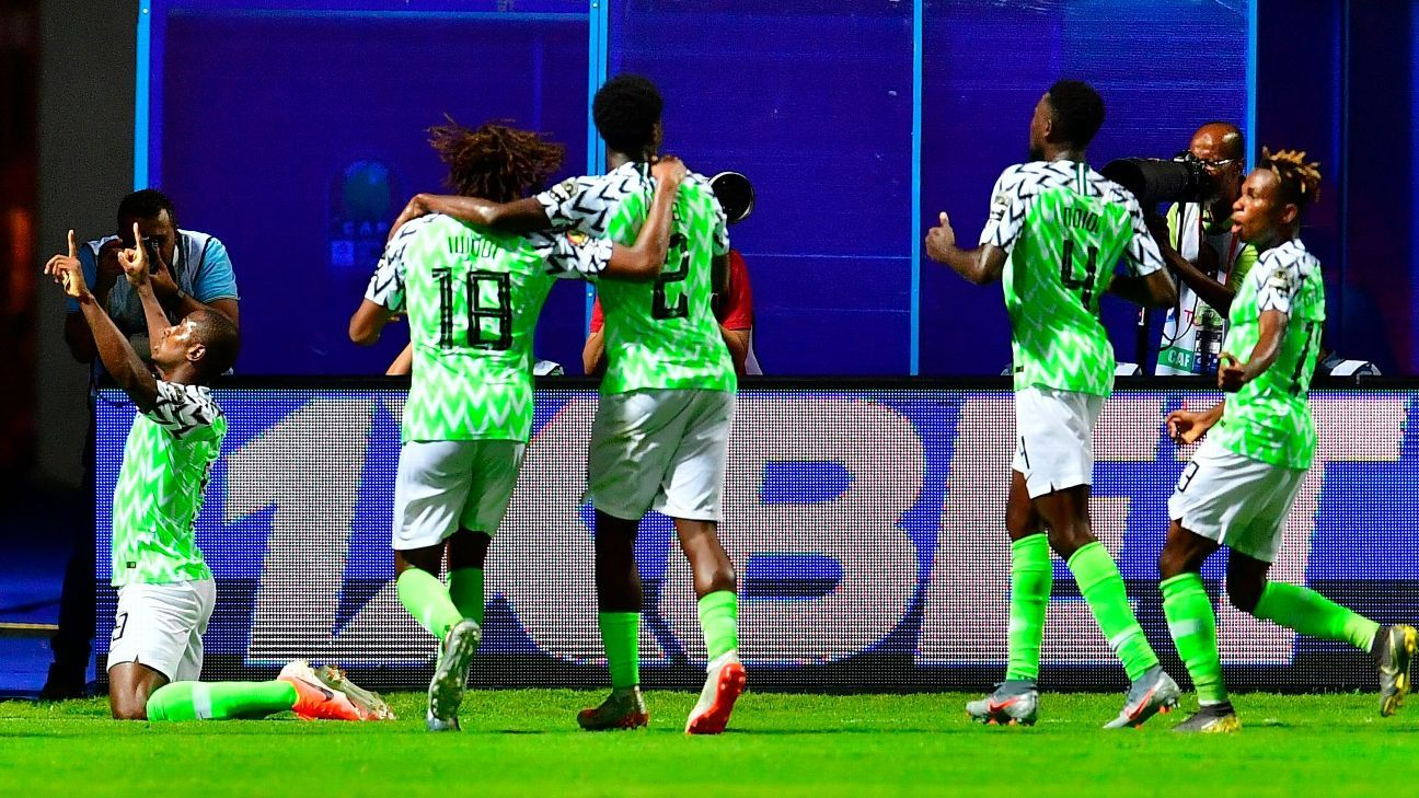 Good win, we did what we had to do – Super Eagles coach