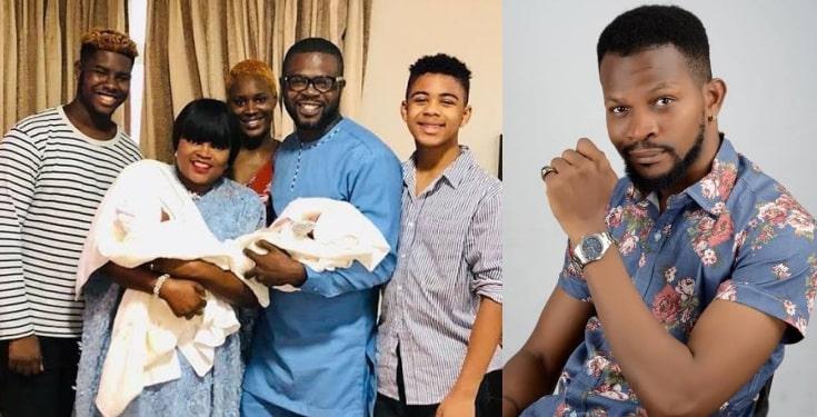Follow the steps of Funke Akindele to avoid marriage crash – Uche Maduagwu admonishes other actresses