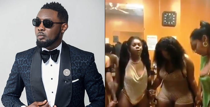 I don't think there is any other better way to confirm that HELL has enough rooms and BQ waiting for some people – AY tells strippers