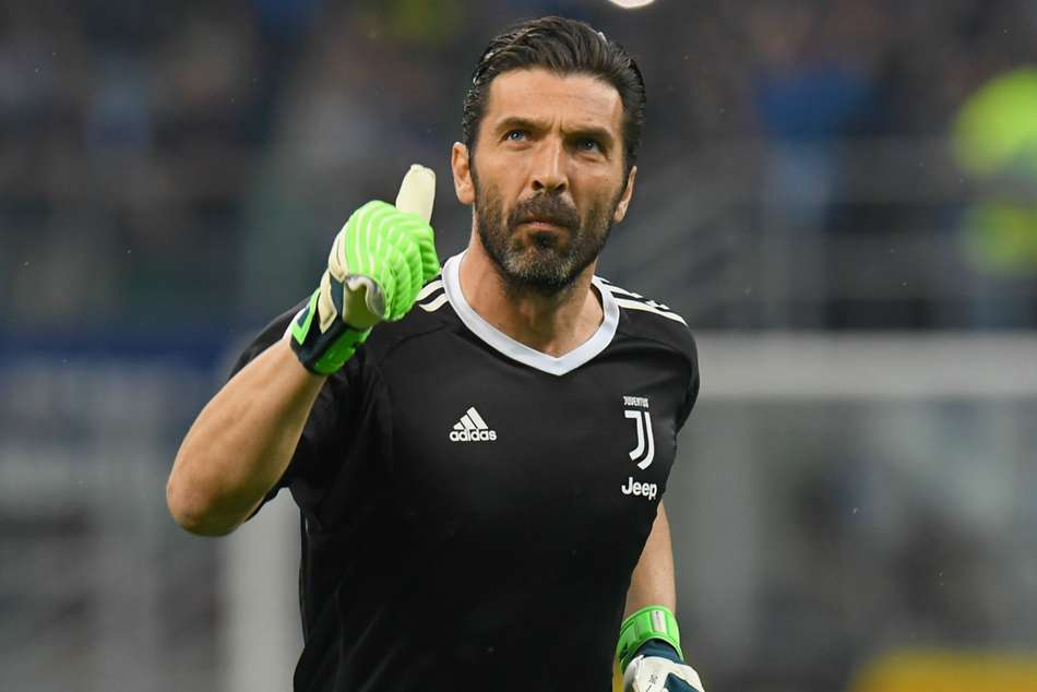 Legendary Gianluigi Buffon Dumps PSG