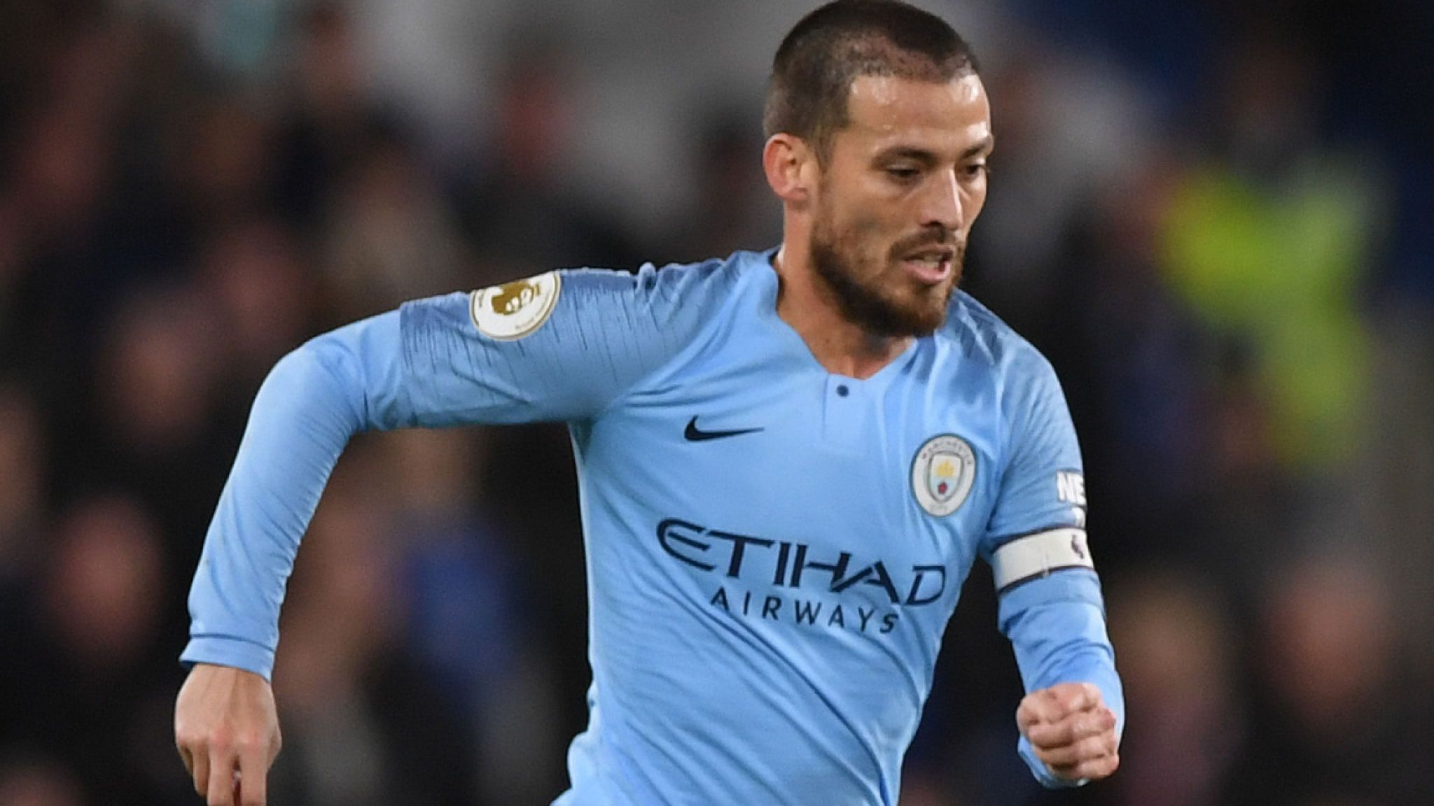 Confirmed: Silva to dump Manchester City