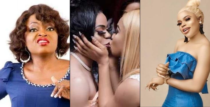 Controversial Nollywood Actor Speaks On Relationship Between Funke Akindele And Bobrisky