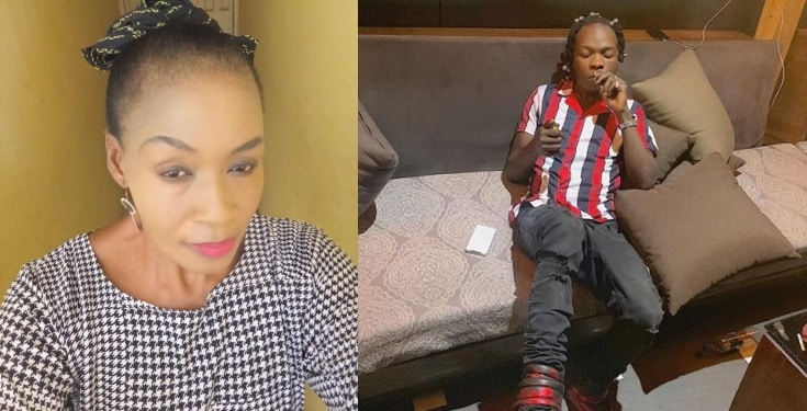 Confusion as Kemi Olunloye Claims Naira Marley May Spend More Weeks In Prison