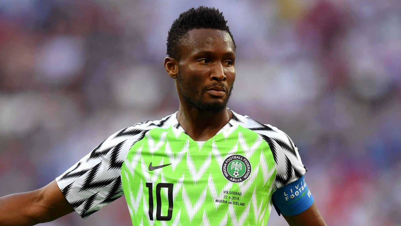 Obi Mikel speaks on Nigeria winning AFCON