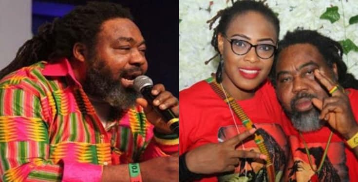 Ras Kimono's Daughter Cries Out, Says Fraudsters Are Using Her Father's Name To Dupe