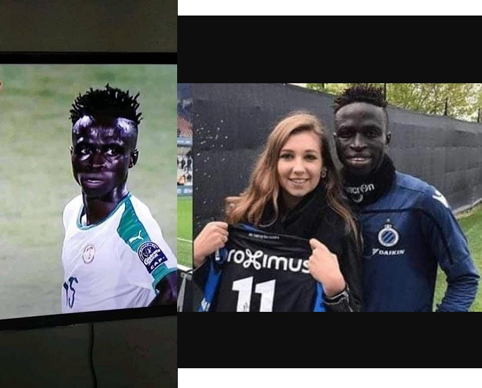 Racism: Senegalese footballer says he is sad to see his African brothers making fun of him