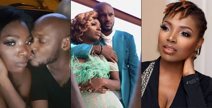 2face and wife perfect for each other